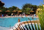 Camping avec Accès direct plage Bandol - Camping International-3