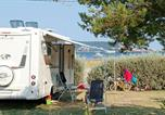 Camping  Acceptant les animaux Frontignan - Camping Beau Rivage-1
