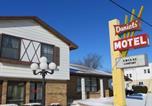 Hôtel Princeton - Daniels Motel-1