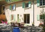 Location vacances Badens - Holiday Home Marseillette I-2