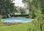 Location vacances Luby-Betmont - Holiday Home Fontrailles-2