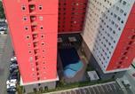 Location vacances Bekasi - Green Pramuka Apartment-3