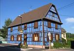 Hôtel Kilstett - Chambres d'hôtes La Maison Bleue-1