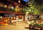 Hôtel Hindisheim - Hotel Père Benoît-1