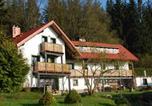 Location vacances Kašperské Hory - Penzion Nadejov-4
