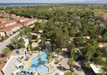 Camping avec Quartiers VIP / Premium Torreilles - Homair - La Palmeraie-1