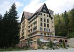 Hôtel Limone Piemonte - Hotel Le Fonti Ristorante Edelweiss