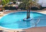 Location vacances Cala en Blanes - Apartamento Calan Blanes-3