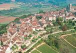 Hôtel Ligny-le-Châtel - Vvf Villages Châtel-Censoir Gîte 2 personnes