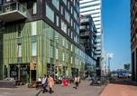 Location vacances Amstelveen - Luxurious apartment at Zuidas + Balcony with amazing view!-4