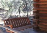Location vacances Bakersfield - Log Cabin in the Woods with Wifi!-3