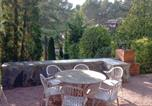 Location vacances Castellterçol - Holiday Home Riells del Fai with Fireplace I-4