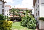 Hôtel Nairobi - China Garden-1