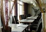 Hôtel Livry-Gargan - Sevran Hotel - Villepinte-4