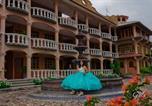 Hôtel Actopan - Hotel La Hacienda de Crystal-4