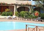 Location vacances Santa Maria - Porto Antigo Ii One bed apartment with pool & Sea View-4