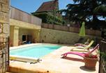 Location vacances Saint-Vincent-de-Cosse - Le Clos St. Julien-2