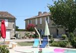 Hôtel Castillon-la-Bataille - Mesthomas B&B-4