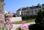 Hôtel Saint-Vaast-la-Hougue - Hôtel Restaurant Du Chateau De Quineville-3