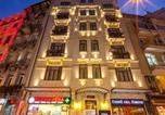 Hôtel Evliyaçelebi - Hotel Pera Parma-4