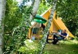 Camping avec Club enfants / Top famille Bellegarde-en-Marche - Huttopia Royat-2