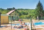Camping avec Chèques vacances Bourgogne - Village chalets Le Rû du Pré-4