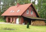Location vacances Człuchów - Holiday home Tuchola 13-3
