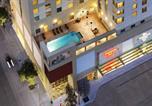 Hôtel Houston - Hampton Inn Houston Downtown-2