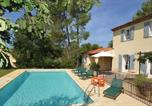 Location vacances Le Muy - Holiday home Route De Bagnols En Foret Iii-4