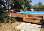 Location vacances Casalbordino - Beautiful Villa with private pool near Casalanguida close to sea.-1