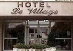Hôtel Les Ulis - Hotel Le Village-1