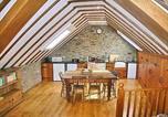 Location vacances Stoke Rivers - The Threshing Barn-4