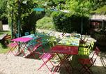 Camping avec Site nature Cantal - Camping Moulin de Chaules-4