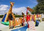 Camping  Acceptant les animaux Le Croisic - Airotel Camping La Roseraie-3