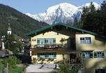 Location vacances Ramsau bei Berchtesgaden - Gästehaus Martinsklause-1