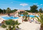 Camping avec Piscine Port-Vendres - Camping Le Coste Rouge-1