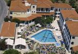 Hôtel Λαγανάς - Hotel Pallas-1