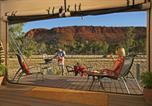 Location vacances Alice Springs - Squeakywindmill Boutique Tent B&B-2