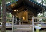 Camping avec Site nature Lot et Garonne - La Parenthèse - Camping Les Ormes-1