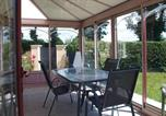 Location vacances Trégrom - Three-Bedroom Holiday Home in Louargat-4
