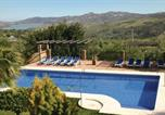 Location vacances Alfarnate - Holiday Home Periana - 02-1