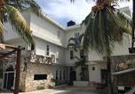 Hôtel Mexique - Casa Corazon de Melon-3