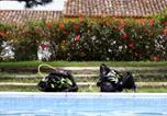 Location vacances Lagoa - Pico do Refúgio - Casas de Campo-1