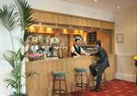 Hôtel Eastbourne - Haddon Hall Hotel-4