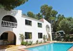 Location vacances Arenal d'en Castell - Studio Calle Joan Serra Son Parc-1