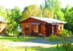 Location vacances Los Ángeles - Cabañas Las Corrientes En Salto Del Laja-4