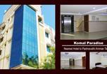 Hôtel Tirupati - Komal Paradise-1