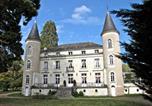 Hôtel Le Blanc - Château Les Vallées-1