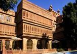 Hôtel Bîkâner - The Laxmi Niwas Palace-1