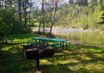 Location vacances Leavenworth - Red Hawk Hideaway, Vacation Rental at Skykomish-1